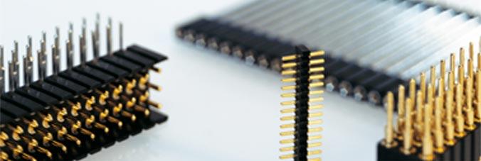 Pcb Connectors Preci Dip March Electronics