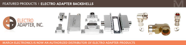 Electro Adapter Backshells